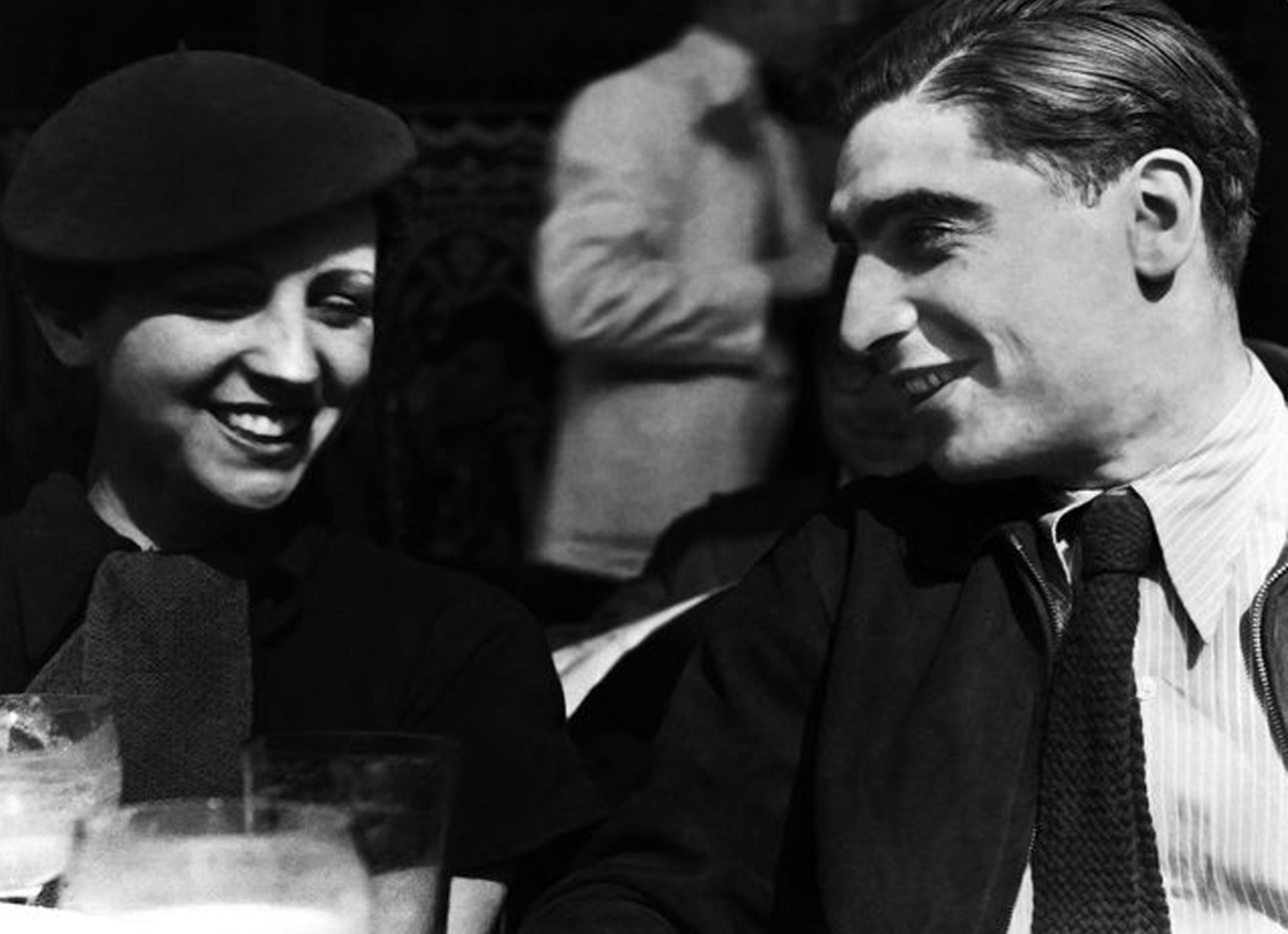 Photo Gerda Taro et Robert Capa